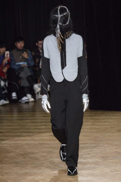 Kiko Kostadinov Automne-Hiver 2019-2020 - London Fashion Week Men's