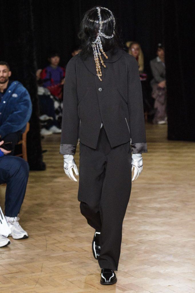 Kiko Kostadinov Automne-Hiver 2019-2020 - London Fashion Week Men's