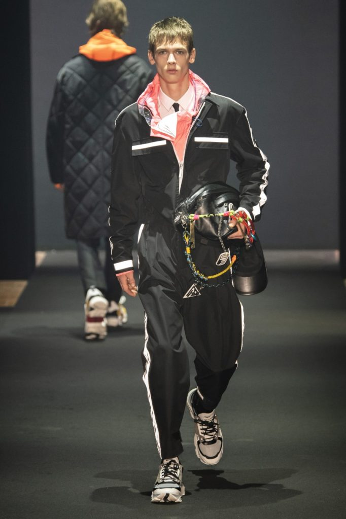 Les Hommes Fall Winter 2019 - Milan Fashion Week