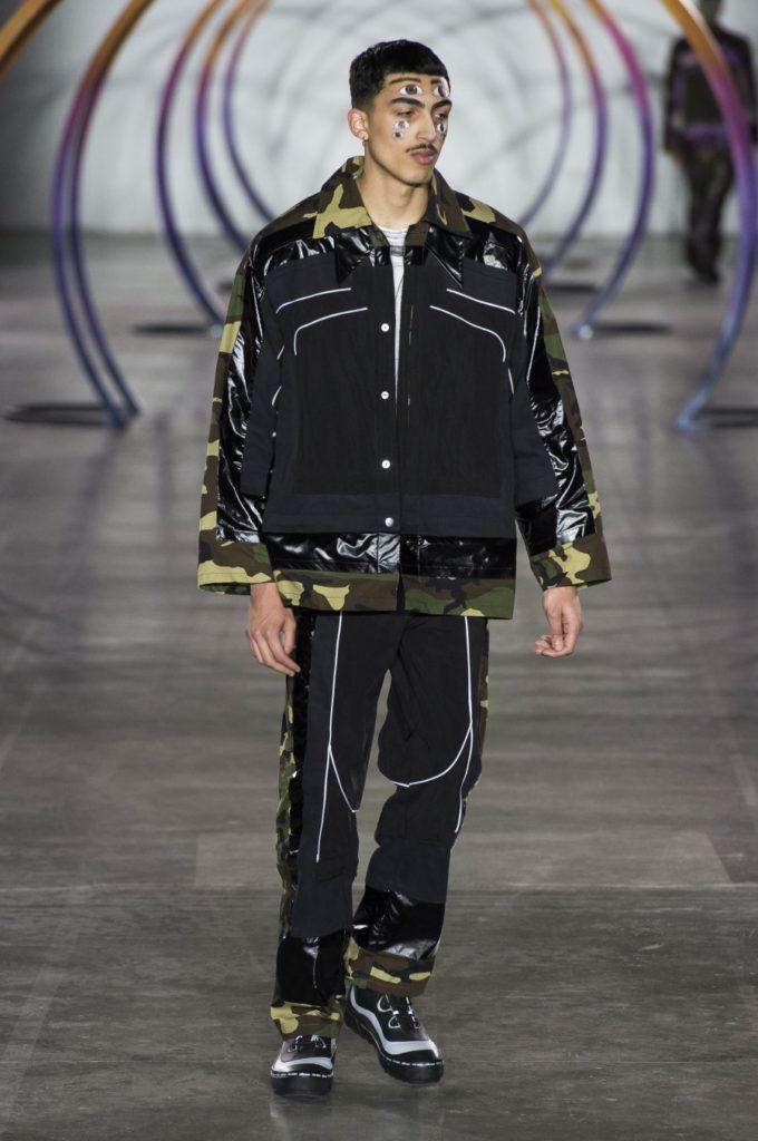 Liam Hodges Automne-Hiver 2019-2020 - London Fashion Week Men's