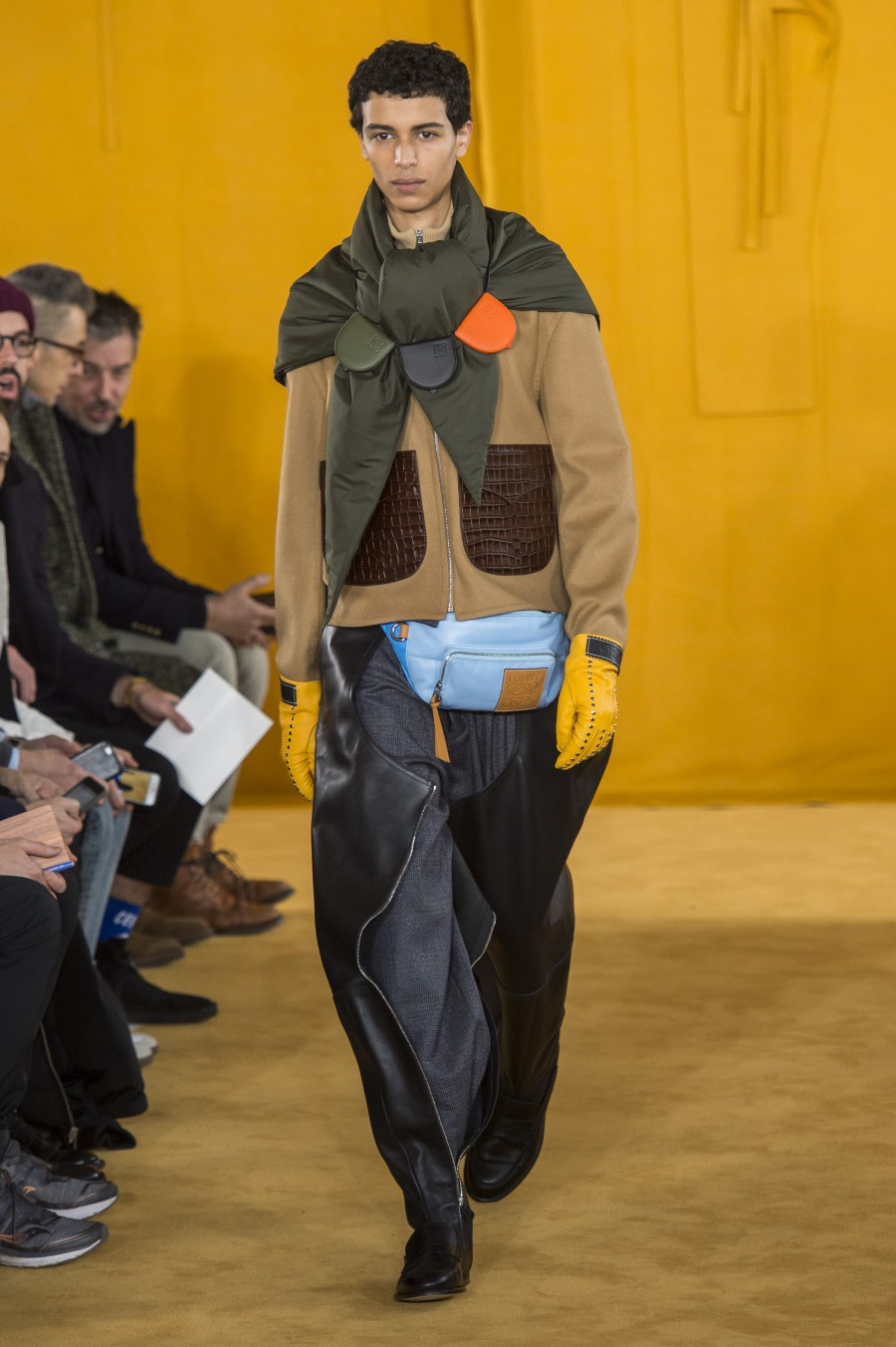 Loewe Automne Hiver 2019 Paris Fashion Week
