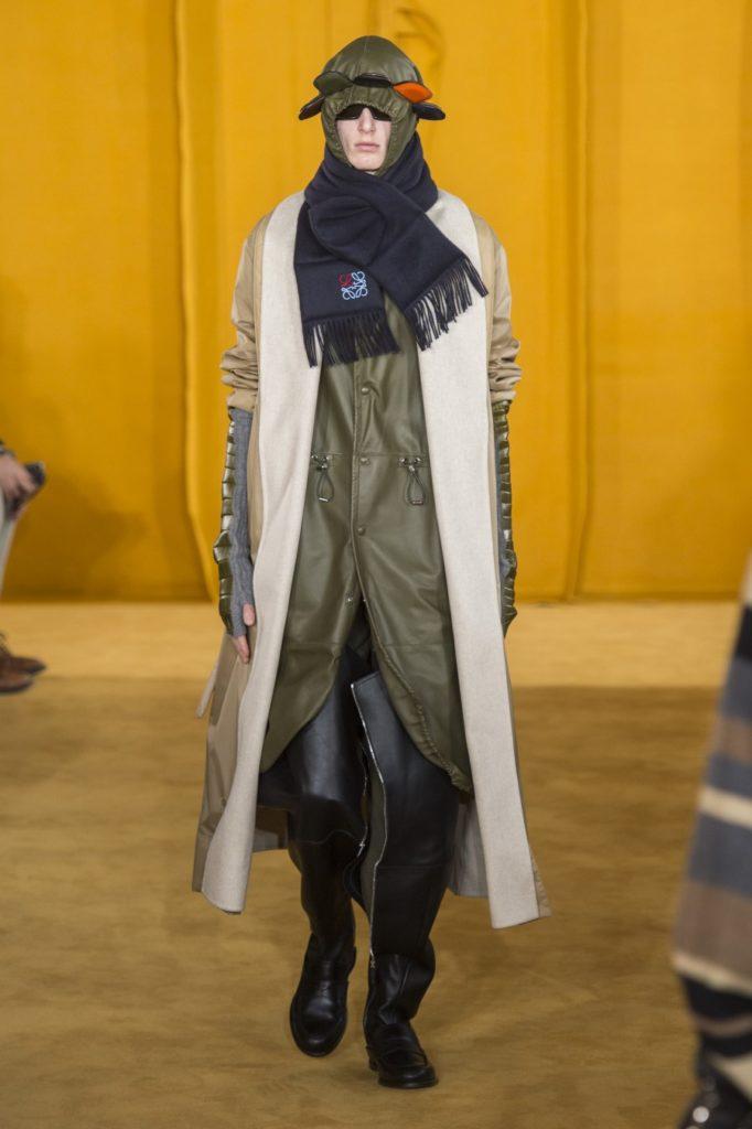Loewe Automne/Hiver 2019 – Paris Fashion Week