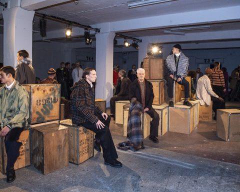 Lou Dalton Automne-Hiver 2019-2020 - London Fashion Week Men's