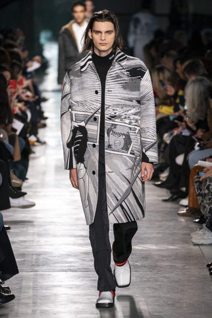 MSGM Automne/Hiver 2019 - Milan Fashion Week