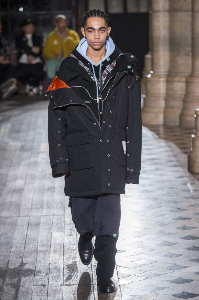Maison Mihara Yasuhiro Automne/Hiver 2019 - Paris Fashion Week