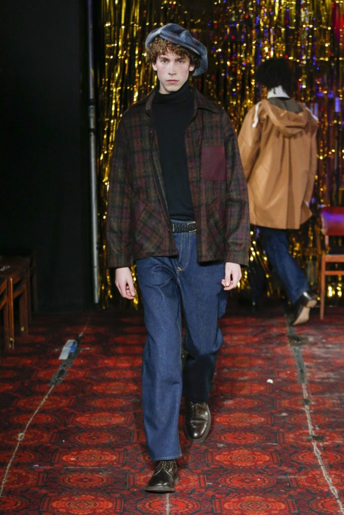 Nicholas Daley Automne-Hiver 2019-2020 - London Fashion Week Men's