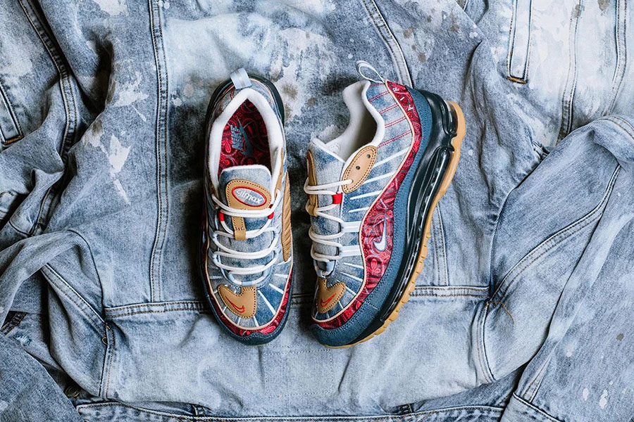Nike Air Max 98 Wild West Pack