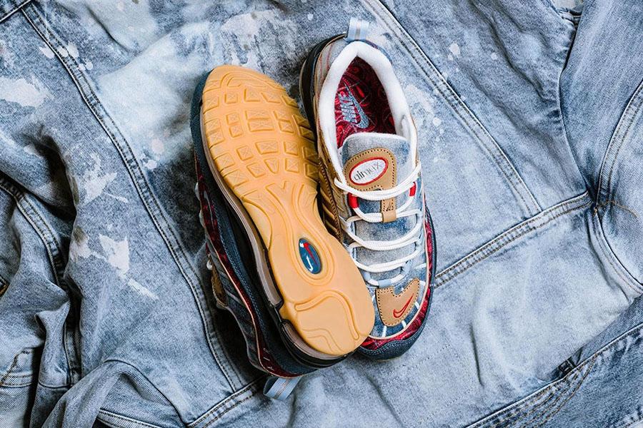 Nike Air Max 98 Wild West Pack