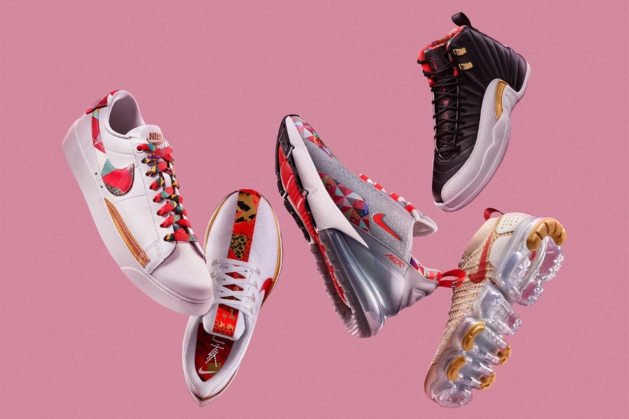 Nike Collection Chinese New Year 2019