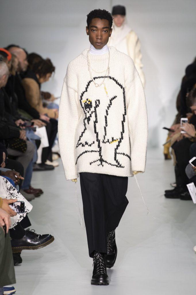 OAMC Automne/Hiver 2019 - Paris Fashion Week