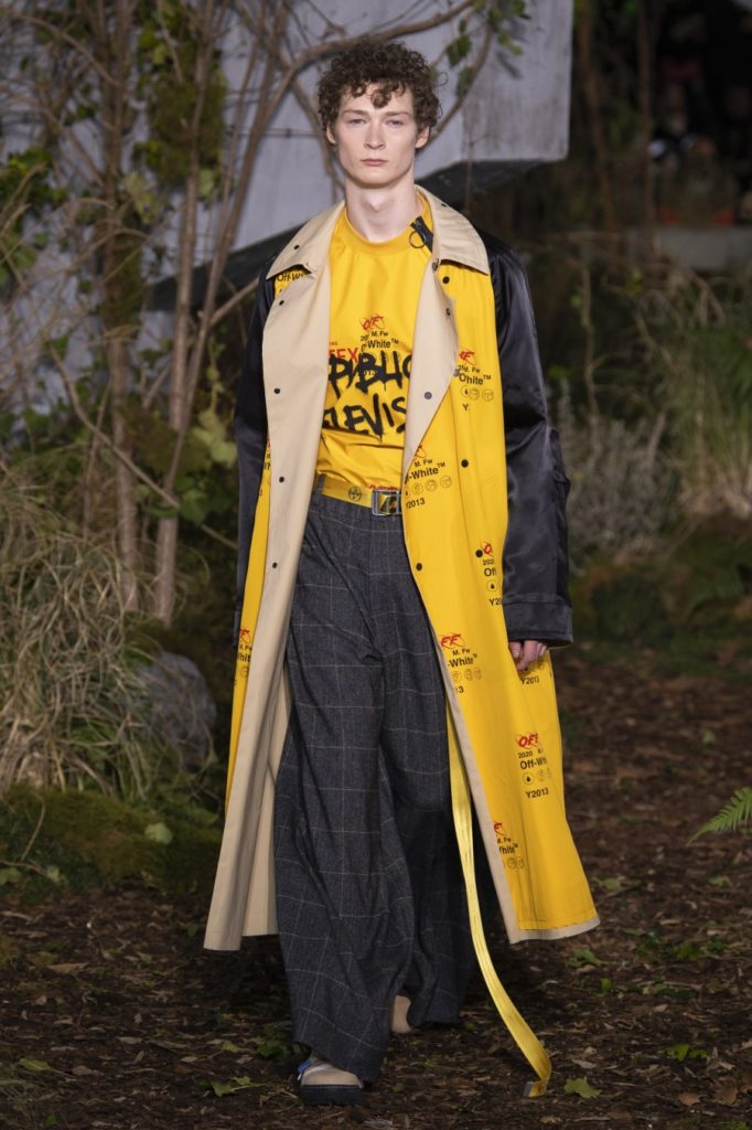 Off-White Automne/Hiver 2019 - Paris Fashion Week