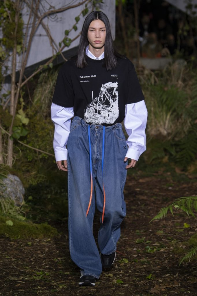 Off-White Automne/Hiver 2019 - Paris Fashion Week