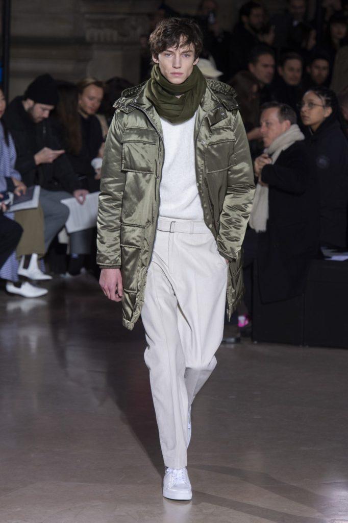 Officine Générale Automne/Hiver 2019 – Paris Fashion Week