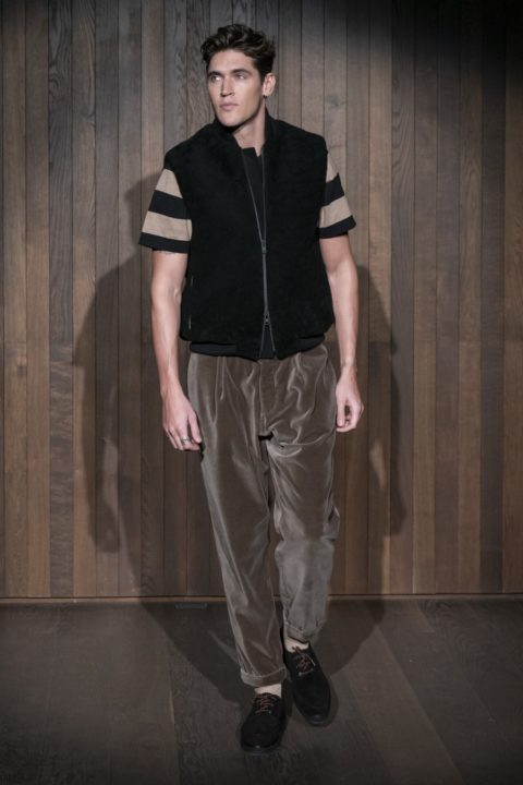 Oliver Spencer - Automne-Hiver 2019-2020 - London Fashion Week Men's