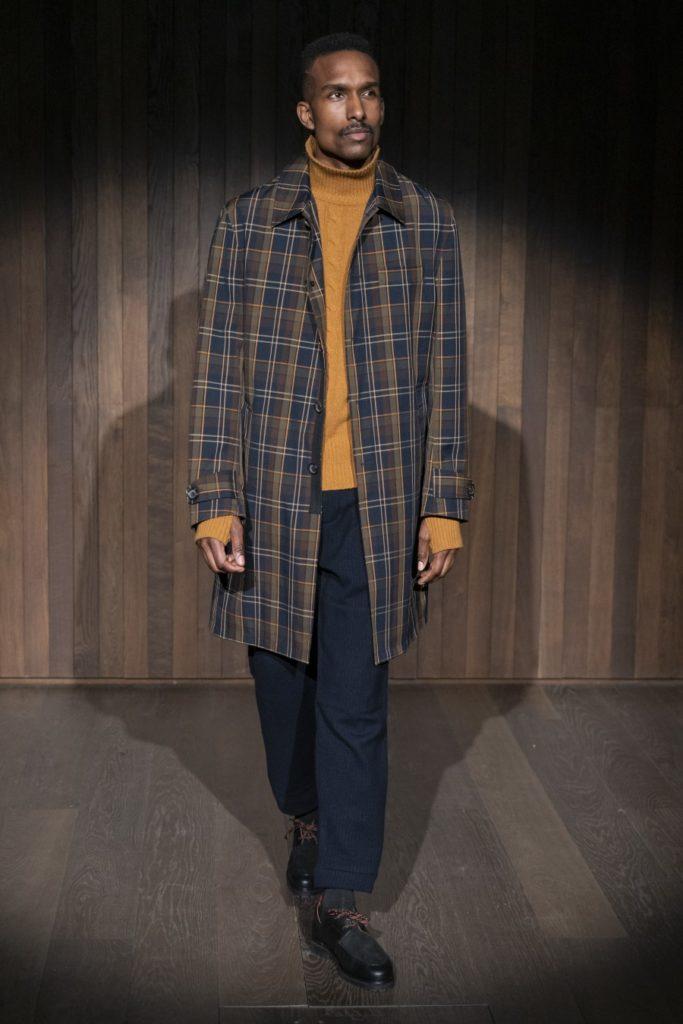 Oliver Spencer - Automne-Hiver 2019-2020 - London Fashion Week Men's