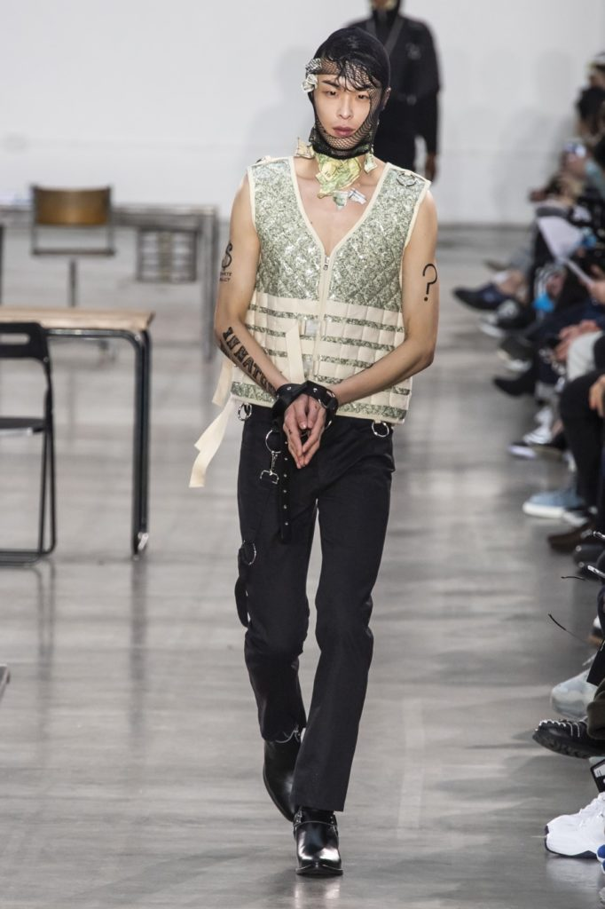 PRIVATE POLICY Automne-Hiver 2019-2020 - London Fashion Week Men's