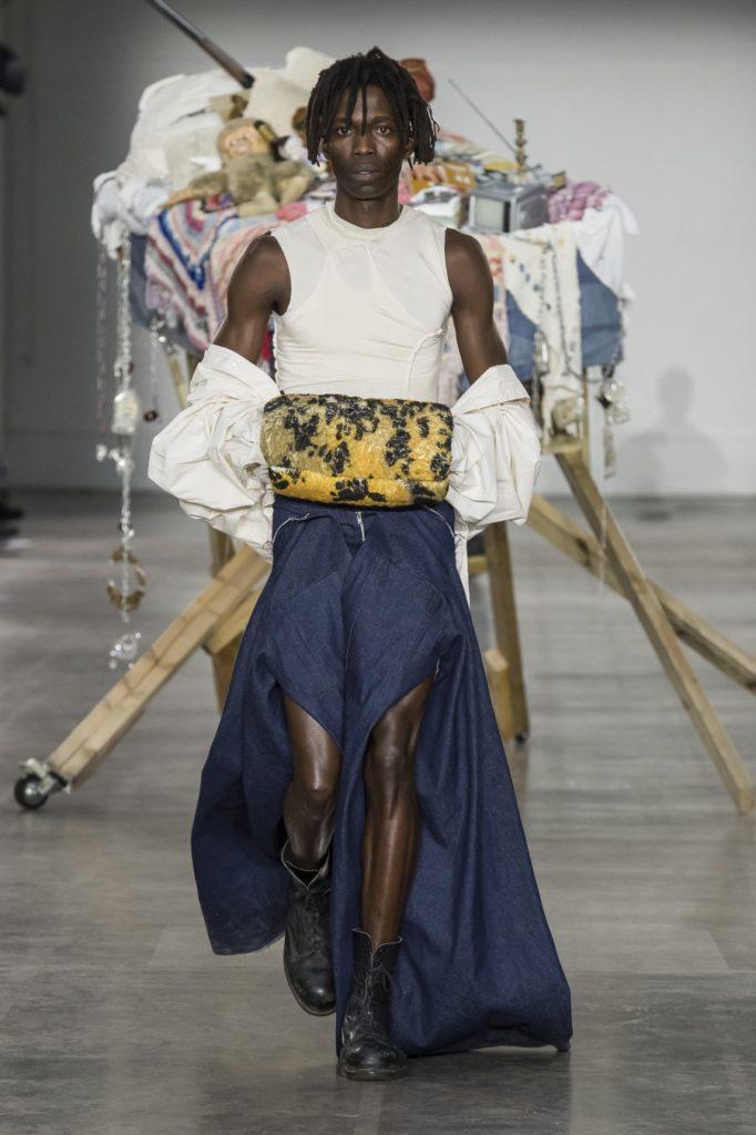 Per Götesson Automne-Hiver 2019-2020 - London Fashion Week Men's