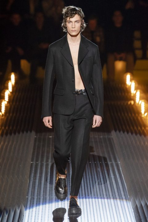 Prada Automne/Hiver 2019 - Milan Fashion Week