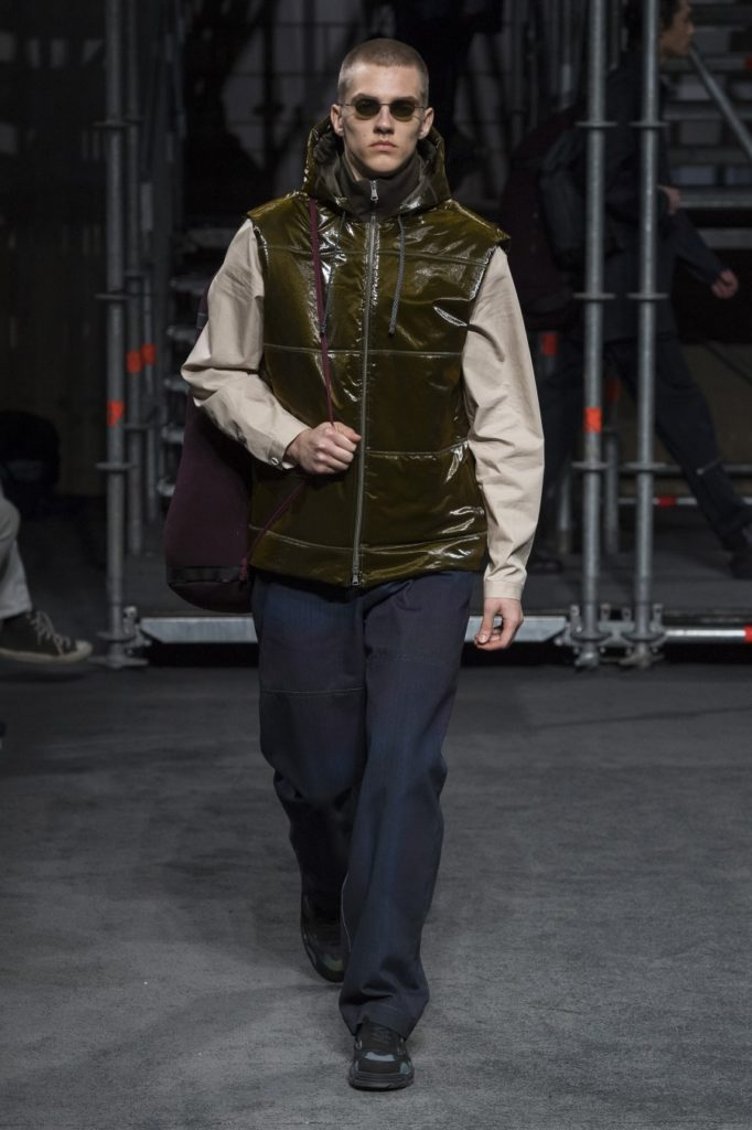 QASIMI Automne-Hiver 2019-2020 - London Fashion Week Men's