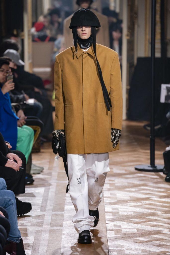 Raf Simons Automne/Hiver 2019 – Paris Fashion Week