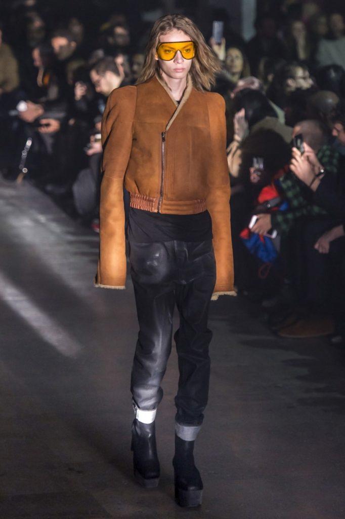 Rick Owens Automne/Hiver 2019 – Paris Fashion Week