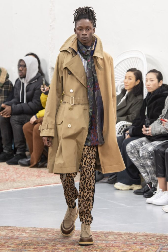 Sacai Automne/Hiver 2019 - Paris Fashion Week