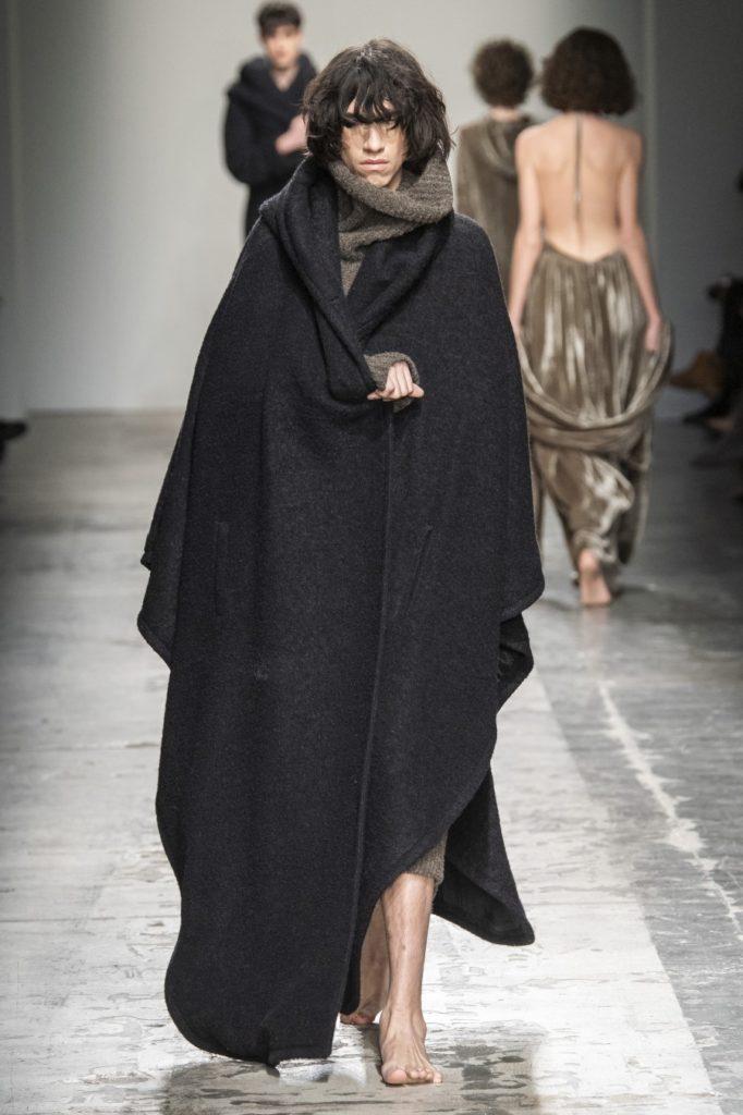Sartorial Monk Automne/Hiver 2019 - Milan Fashion Week