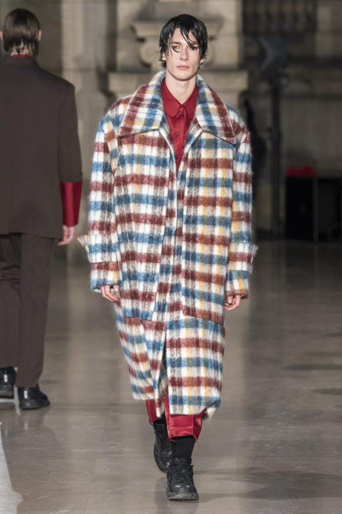 Sean Suen Automne/Hiver 2019 – Paris Fashion Week