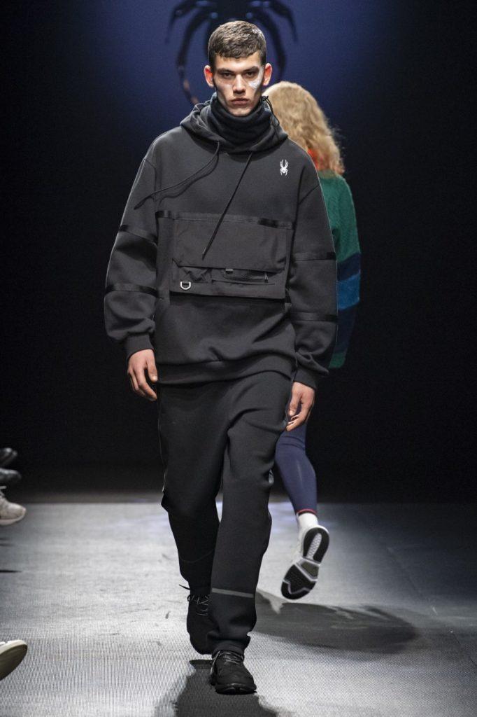 Spyder Automne/Hiver 2019 - Milan Fashion Week