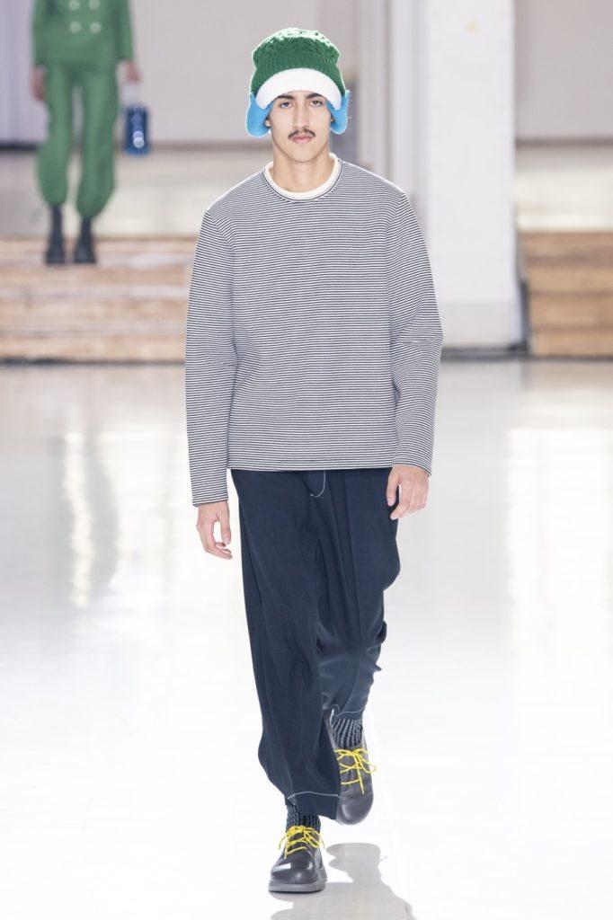 Sunnei Automne/Hiver 2019 - Milan Fashion Week