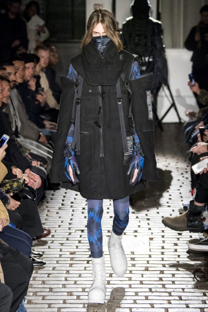 Takahiromiyashita Thesoloist Automne/Hiver 2019 - Paris Fashion Week