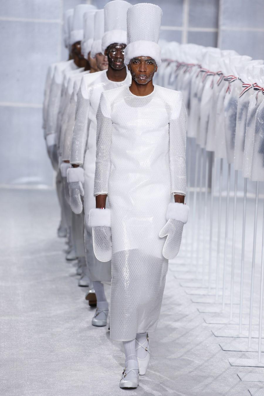 Thom Browne Automne Hiver 2019 Paris Fashion Week