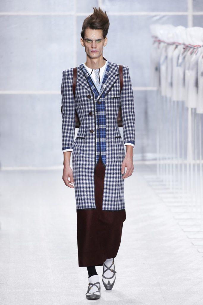 Thom Browne Automne Hiver 2019 – Paris Fashion Week
