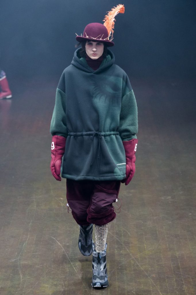 Undercover Automne/Hiver 2019 – Paris Fashion Week