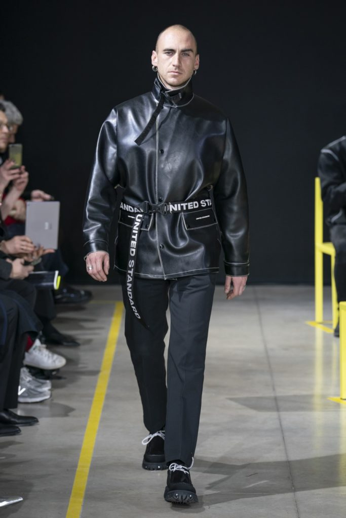 United Standard Automne/Hiver 2019 - Milan Fashion Week