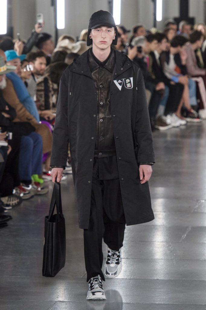 Défilé Valentino Automne/Hiver 2019 - Paris Fashion Week