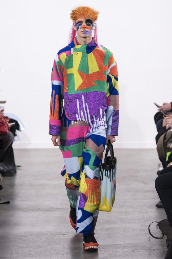 Défilé Walter Van Beirendonck Automne/Hiver 2019 - Paris Fashion Week