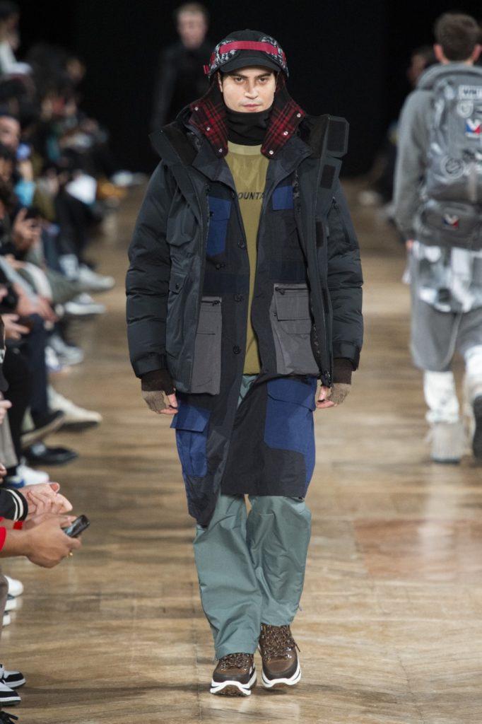 White Mountaineering Automne-Hiver 2019 – Paris Fashion Week