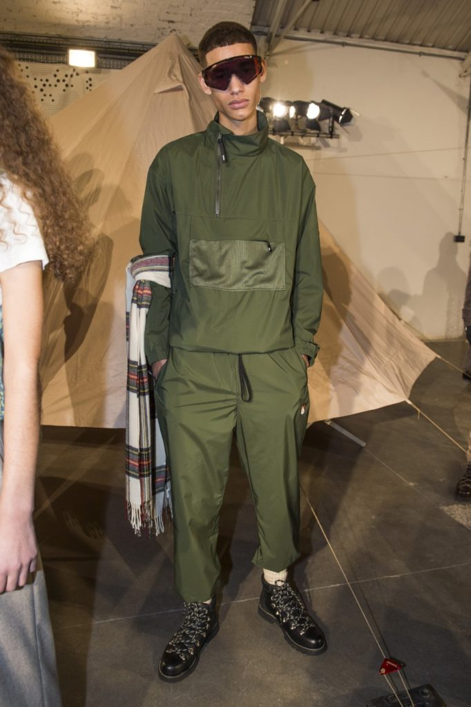 Wood Wood Automne-Hiver 2019-2020 - London Fashion Week Men's