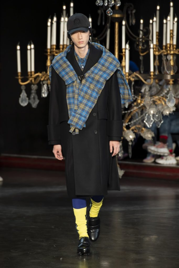 Wooyoungmi Automne/Hiver 2019 – Paris Fashion Week