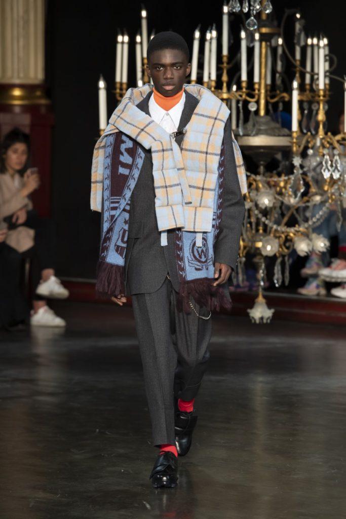 Wooyoungmi Automne/Hiver 2019 – Paris Fashion Week