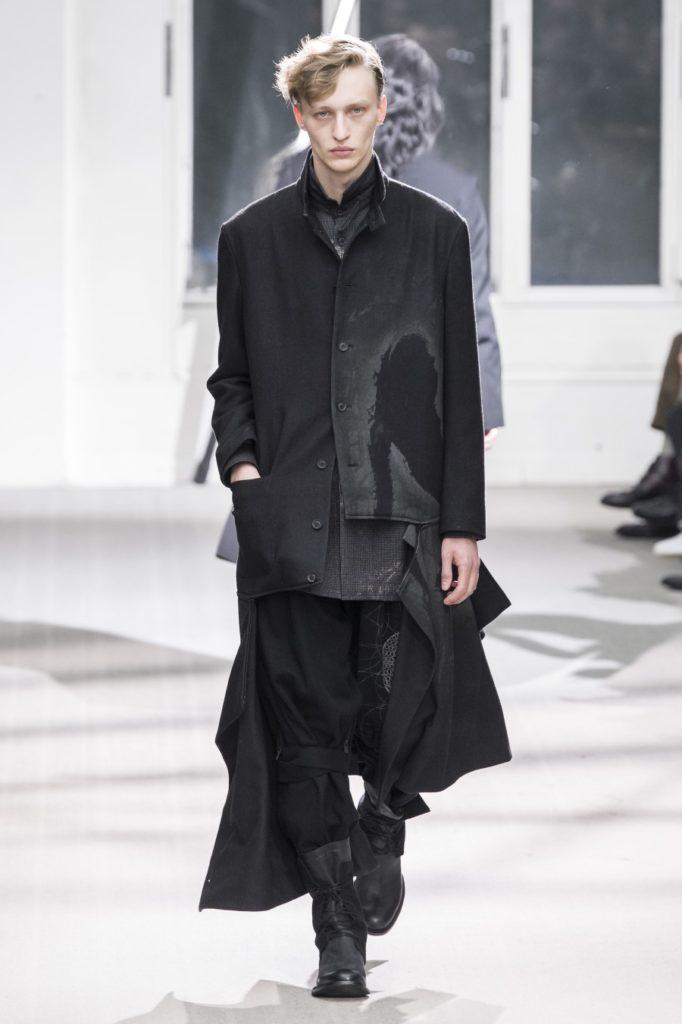 Yohji Yamamoto Automne/Hiver 2019 – Paris Fashion Week