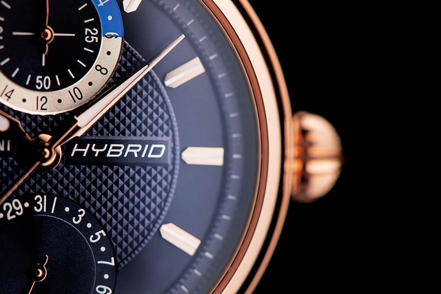 Bâle 2019 - Frédérique Constant Hybrid Manufacture