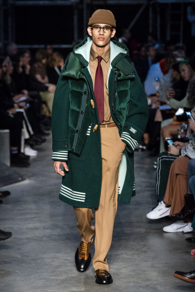 Burberry Fall-Winter 2019 - London Fashion Week