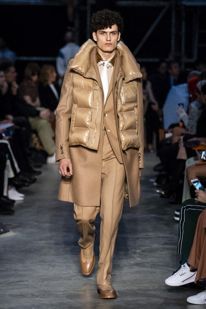 Burberry Fall-Winter 2019 - London Fashion Week