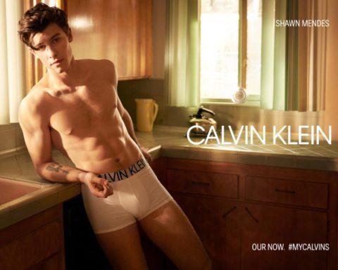 Calvin Klein Jeans & Calvin Klein Underwear Spring 2019 - Shawn Mendes