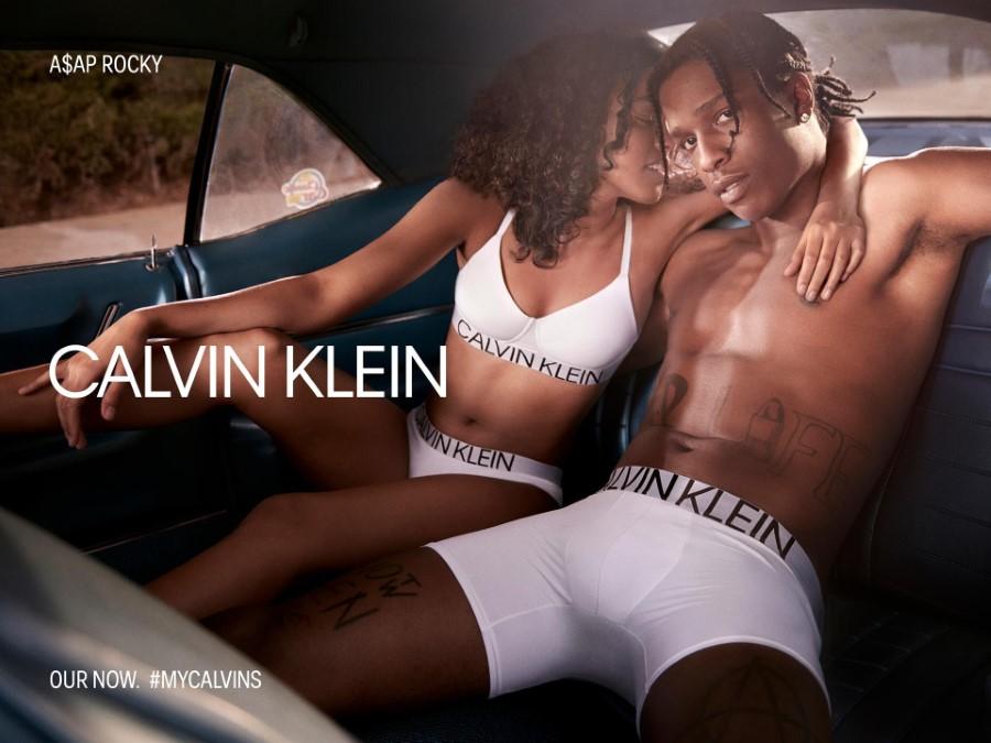 Calvin Klein Jeans & Calvin Klein Underwear Spring 2019 - A$AP Rocky