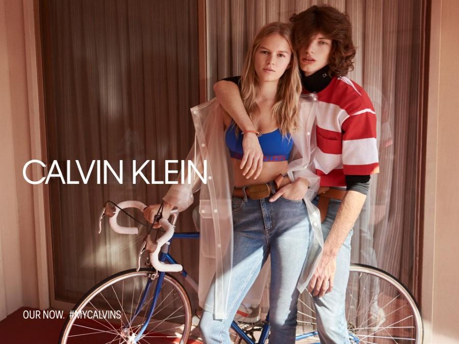 Calvin Klein Jeans & Calvin Klein Underwear Spring 2019