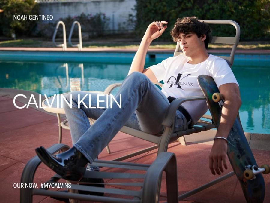 Calvin Klein Jeans & Calvin Klein Underwear Spring 2019 - Noah Centineo