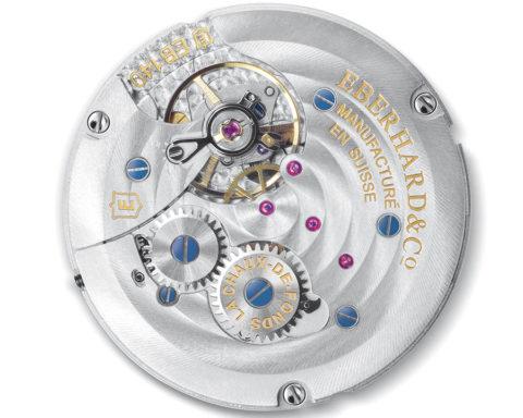 Eberhard & Co - Nouveau calibre EB 140